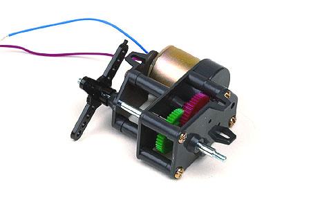 High Power Gear Box