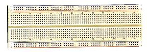 Breadboard 830 Connections