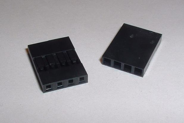 Connector Housing 4P1RW (5)