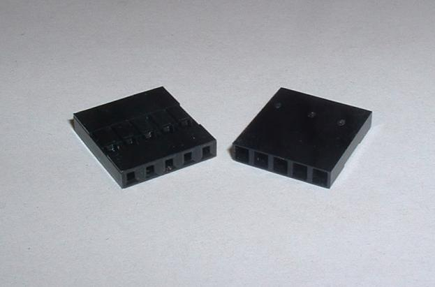 Connector Housing 5P1RW (5)
