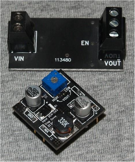 1.5A Adjustable DC-DC Voltage Regulator
