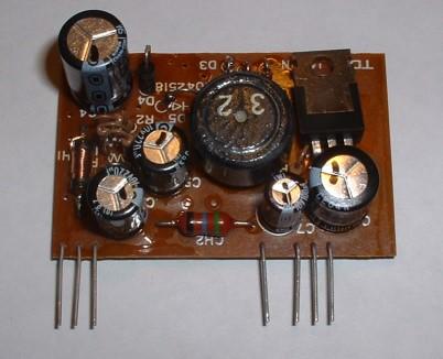 TDK 1042518 +/-5v DC-DC Switching Regulator