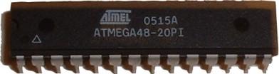 Atmel ATMega168-20P Microcontroller