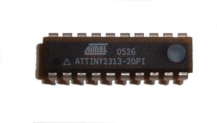 Atmel ATTiny2313A-20P Microcontroller