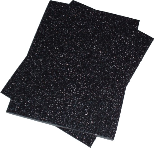 "1/4"" Conductive Foam 2 pcs"