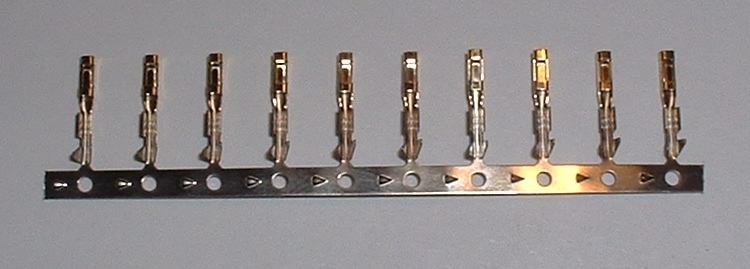 Female Crimp Connector (100)