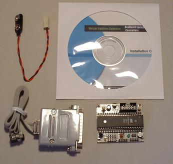 DevBoard-M32 Starter Kit