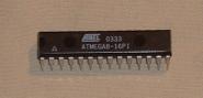 Atmel ATMega8-16 AVR Microcontroller