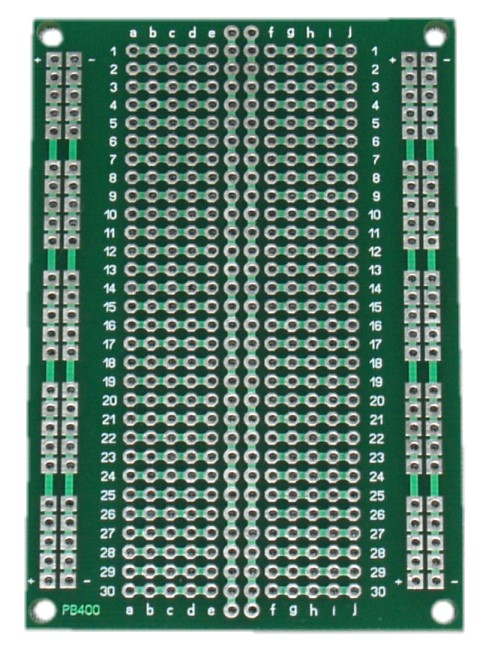 Protoboard 400 5-Pack
