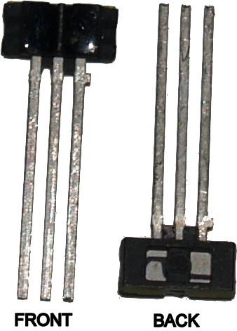 Miniature IR Reflective Sensor