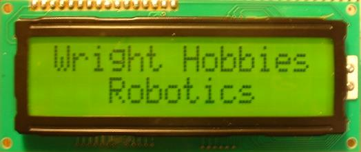 Vikay VK2020 16x2 Backlit LCD Display